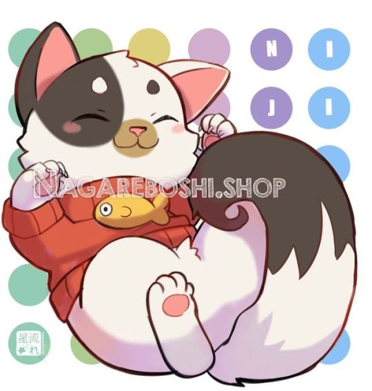 Niji PILLOWS by Charln