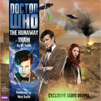 Custom The Runaway Train BBC CD Cover (BF Style) by theDoctorWHO2