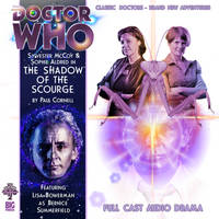 Custom Shadow of the Scourge Big Finish CD Cover by theDoctorWHO2