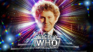 50th Anniversary Colin Baker Wallpaper