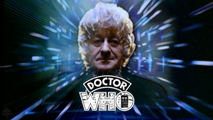 50th Anniversary Jon Pertwee Wallpaper (Ver. 2) by theDoctorWHO2