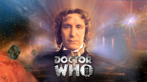 50th Anniversary Paul McGann Wallpaper Ver. 1
