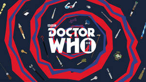 Doctor Who - Horror Channel Style Wallpaper V2