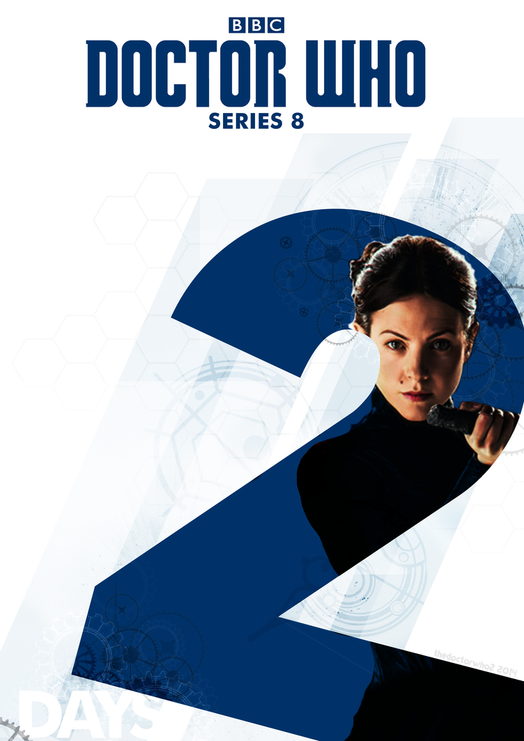 Doctor Who Series 8 - 2 Days Left! by theDoctorWHO2