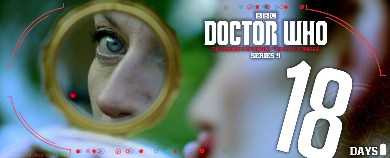 Doctor Who Series 9 - Countdown - 18 DAYS by theDoctorWHO2