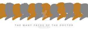 The Many Faces of the Doctor - The 13 Doctors