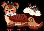 MYO Soosh (Pumpkin Spice Cake)