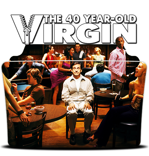 The 40 Year Old Virgin 2005 Folder Icon By Sithshit On Deviantart