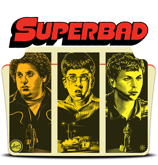 Superbad 2007 Folder Icon V2 Alt By Sithshit On Deviantart