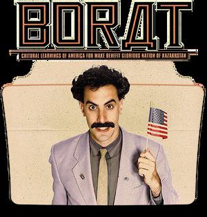 Borat 2006 Folder Icon By Sithshit On Deviantart