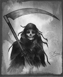 The Reaper by NightRiver16