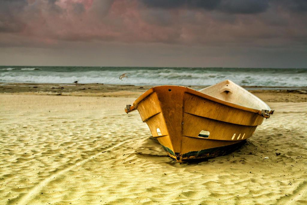Life Guard Boat by Bartonbo