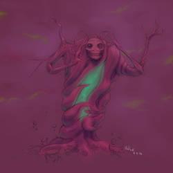 Draw something gloomy by Maldock