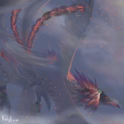 Hououmon - Monstrous Reinterpretation by Maldock