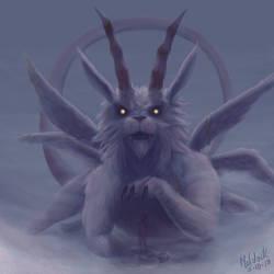 Holydramon - Monstrous Reinterpretation by Maldock