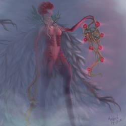 Rosemon - Monstrous Reinterpretation by Maldock