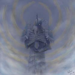 Seraphimon - Monstrous Reinterpretation by Maldock