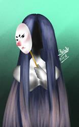 Widow by RoyalPaint