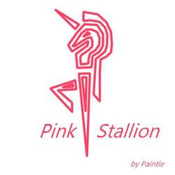 Pink Stallion Logo by RoyalPaint