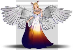 Angel by Tiradia