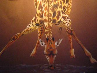 Girafe by Vaimiti