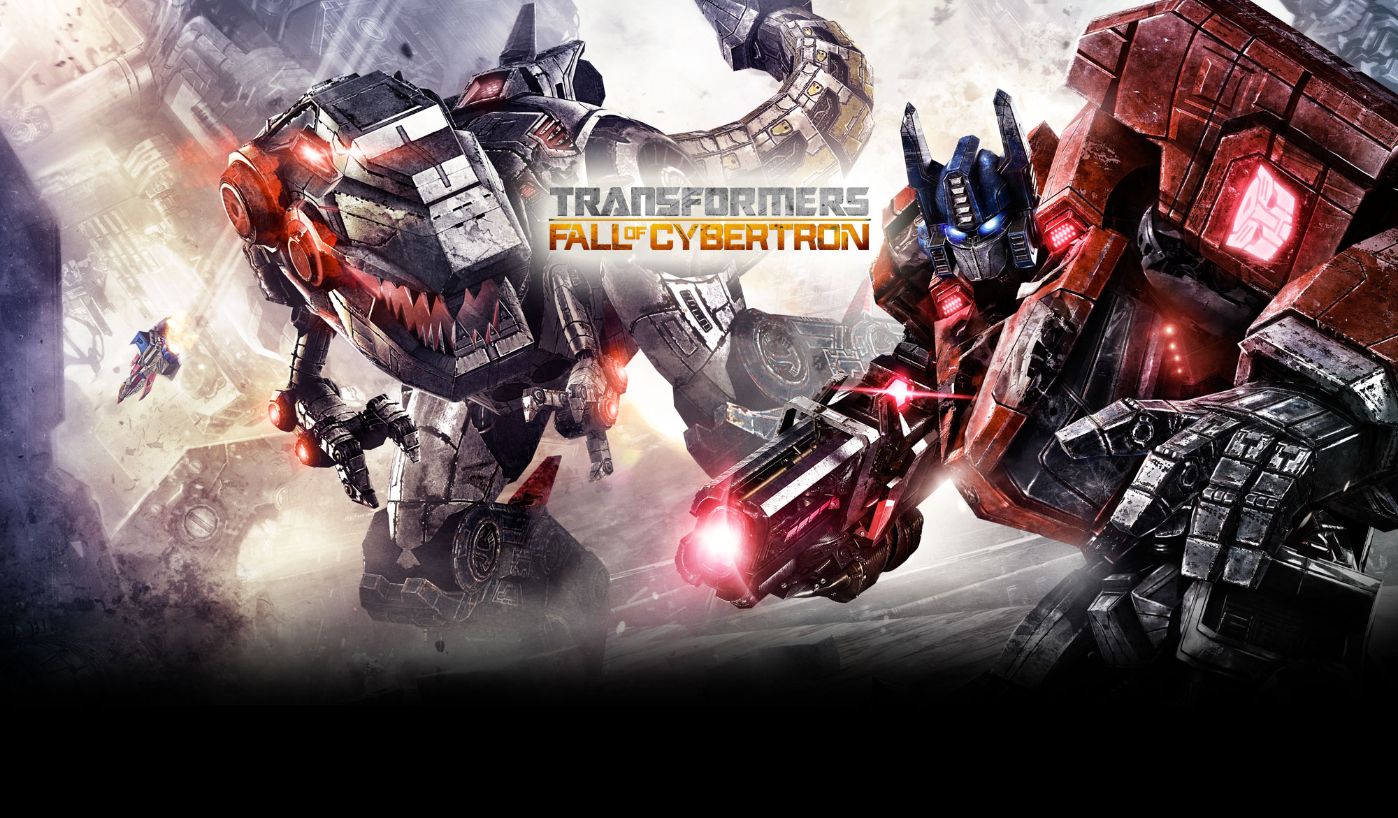 Transformers Fall Of Cybertron By Linkinprime On Deviantart