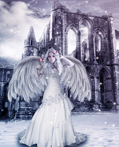 Ice Angel by Autumns-M...