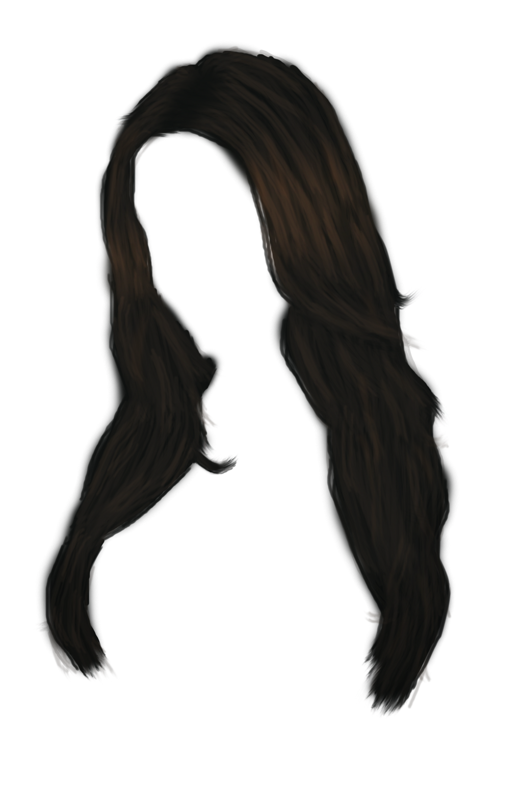Long Hair Png By Autumns Muse On Deviantart