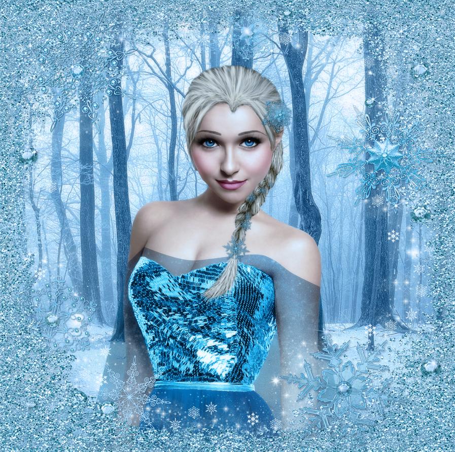 Elsa by Autumns-Muse