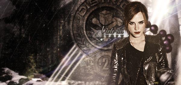 Victoria Ivory - THG OC