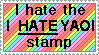 AntiAntiYaoi Stamp by anti-het-club