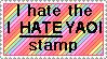 AntiAntiYaoi Stamp by anti-het-club