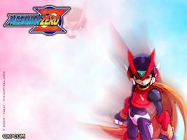 Megaman Zero by TimoW