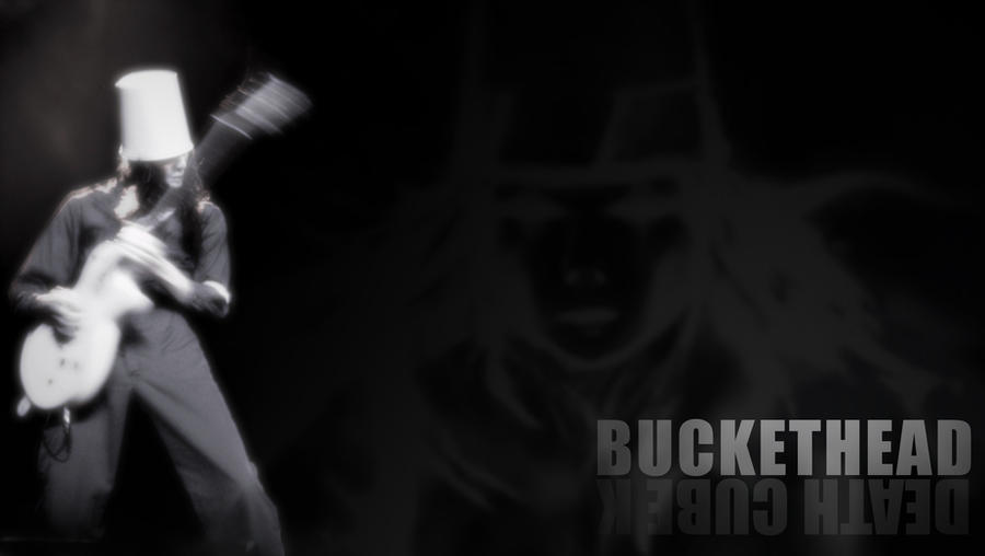 Buckethead Wallpaper by shaadyoga