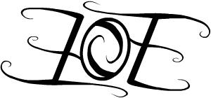 Ambigram - Zoe by shaadyoga