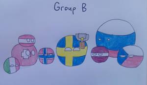 IIHF World Championship Group B