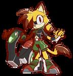Derah Sonic Riders Style