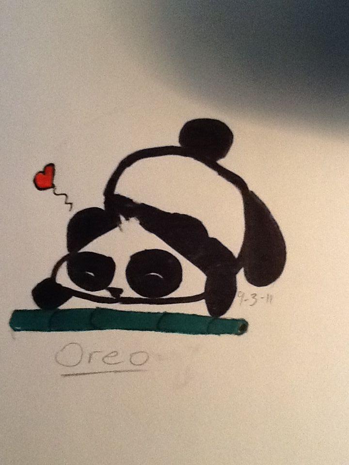 Hey! It's Oreo by SesshosGirl