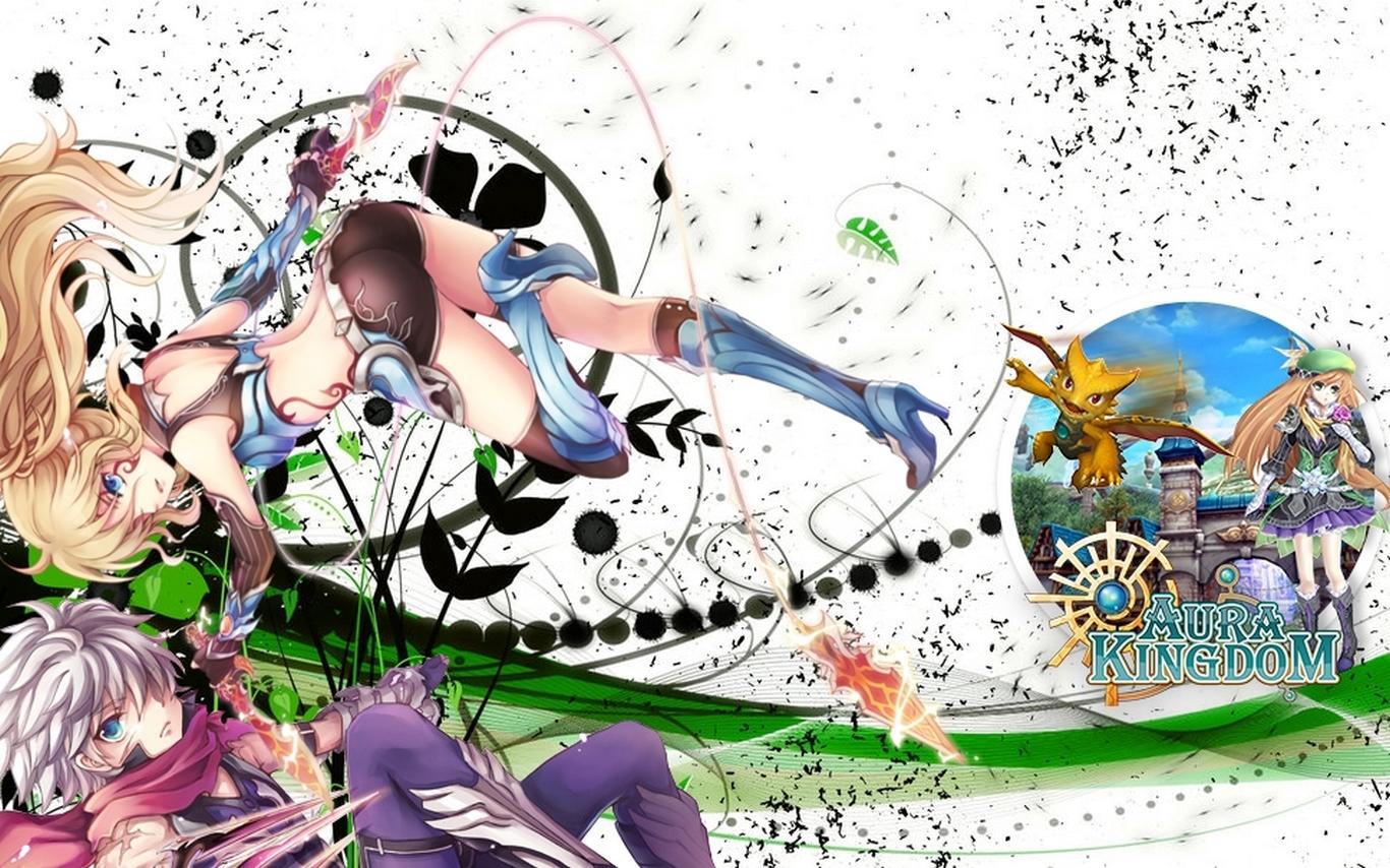Aura Kingdom│The Full 3D Action-Packed Fantasy MMORPG