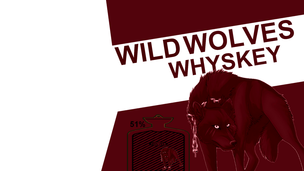 Wild Wolves Whiskey by Faozs