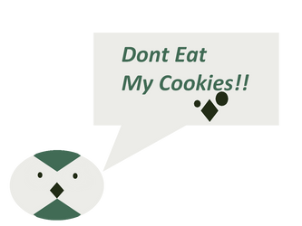Dont Eat My Cookies by Faozs