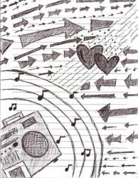 Heart Beats by daisy-dove