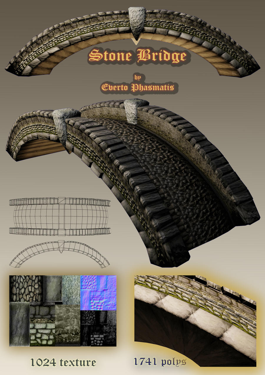 StoneBridge Datasheet by Everto-Phasmatis