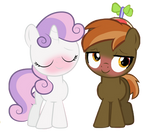 Me And Sweetie Belle :3