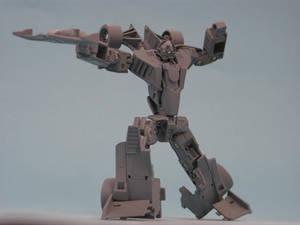 Transformers Classic Mirage prototype