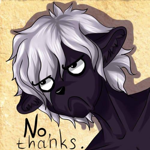 No, thnx. by SilvergriN-w