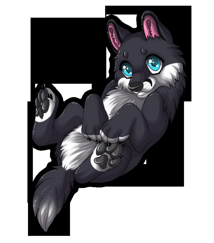 charming cub by Silvergrin-W