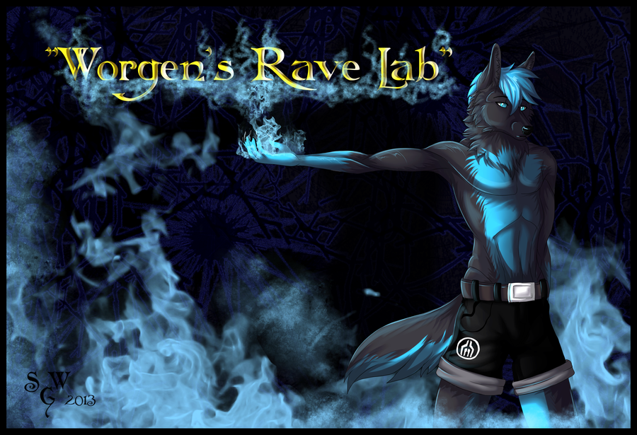 Worgen's Rave Lab by Silvergrin-W