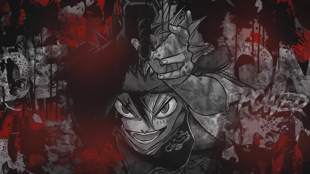Wallpaper Demon Power Black Clover By Farrix Art On Deviantart