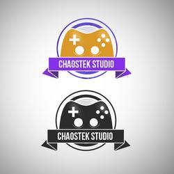 ChaosTek Studio Logo by closhdesign